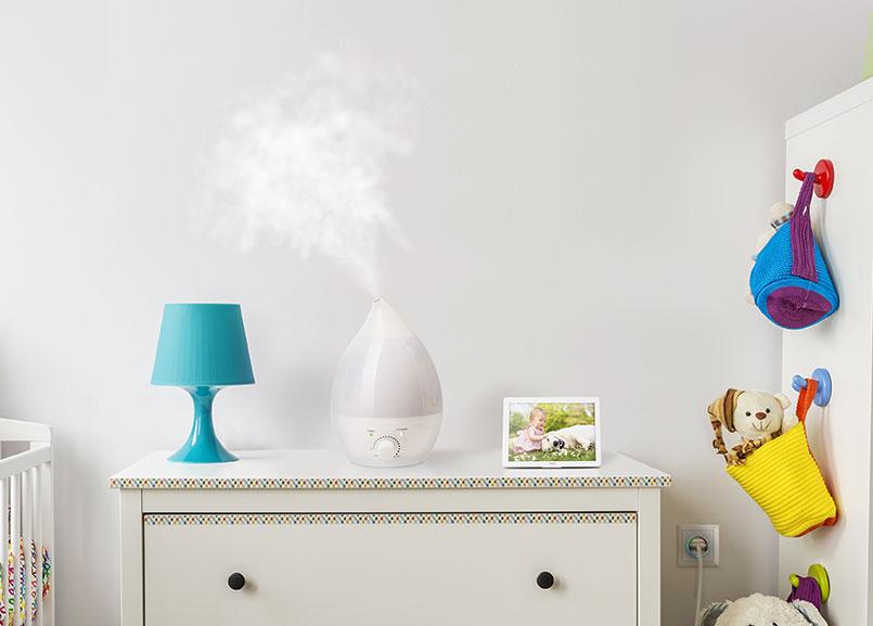 Smart Home München: Immer richtige Luftfeuchtigkeit - Fibaro Smart Home