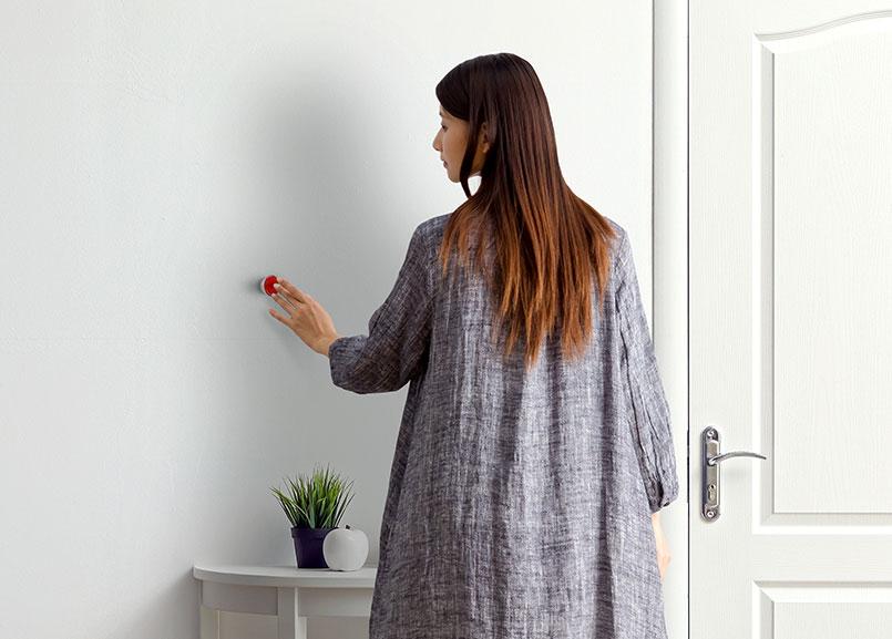 Smart Home München: Zuhause geschützt mit einem Klick - Fibaro Smart Home