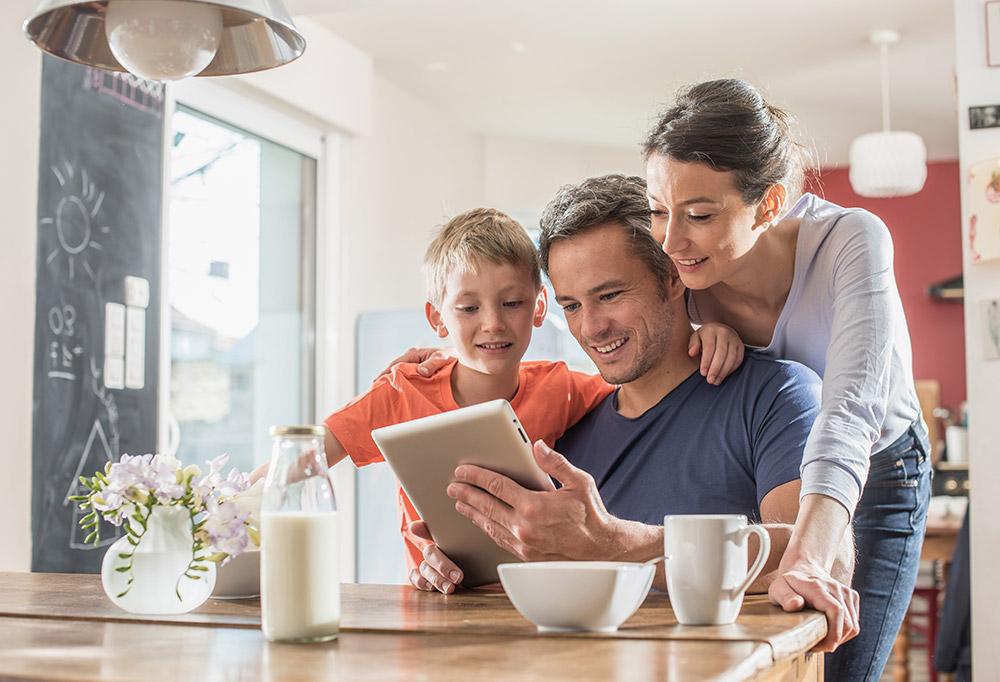 Smart Home München: Hintergrund Einsparungen - Fibaro Smart Home