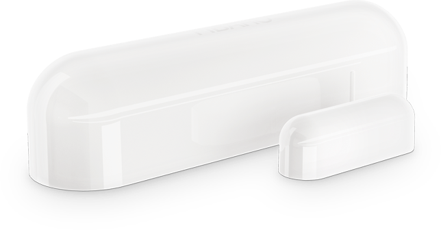 Der FIBARO-Tür-/Fenstersensor vereint zahlreiche Funktionen, die Ihren Komfort und Ihre Sicherheit erhöhen.