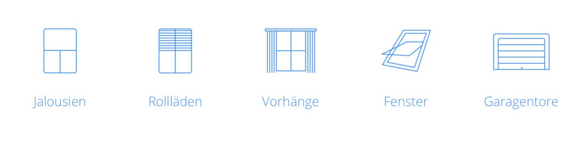 Smart Home München: Roller Shutter 3