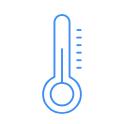 Smart Home München: Temperatursensor