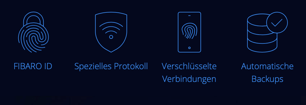 Smart Home München: Als Systembenutzer erhalten Sie eine FIBARO-ID, mit der Sie alle FIBARO-Dienste nutzen können