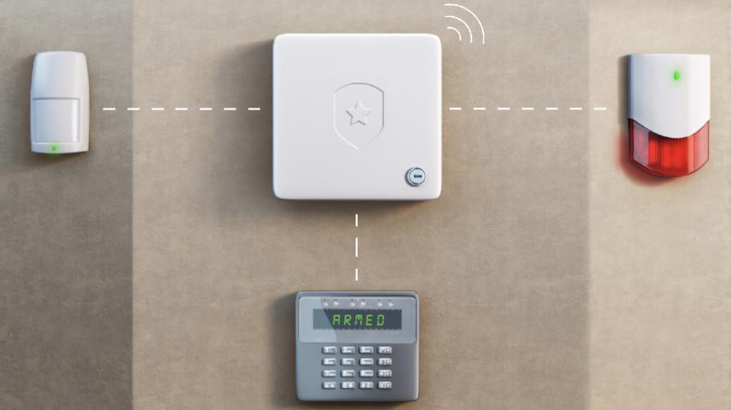 Smart Home München: Smart Implant: Ein Alarmsystem, das in ein Smart Home integriert ist