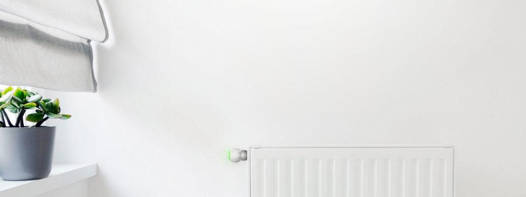 Smart Home München: Der Thermostatkopf arbeitet mit gängigen Heizkörperventilen.