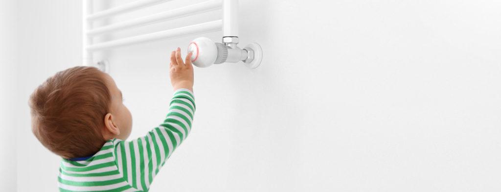 Smart Home München: FIBARO Heat Controller im Kinderzimmer