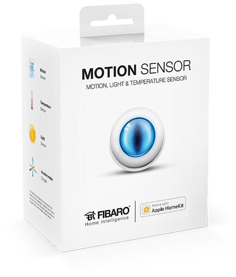 Smart Home München: Motion Sensor für Apple HomeKit