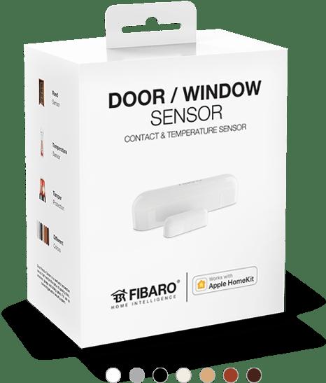 Smart Home München: FIBARO-Tür-/Fenstersensor Apple HomeKit