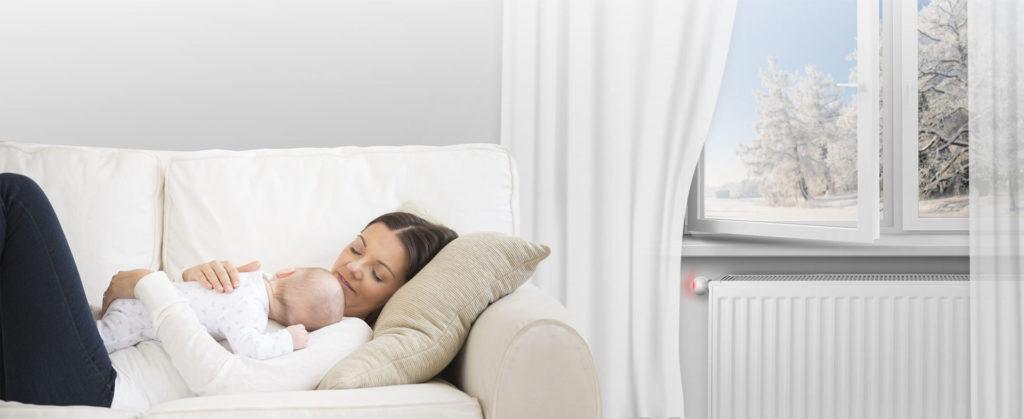 Smart Home München: Einzigartige Sicherheit gegen Kälte: The Heat Controller von Fibaro