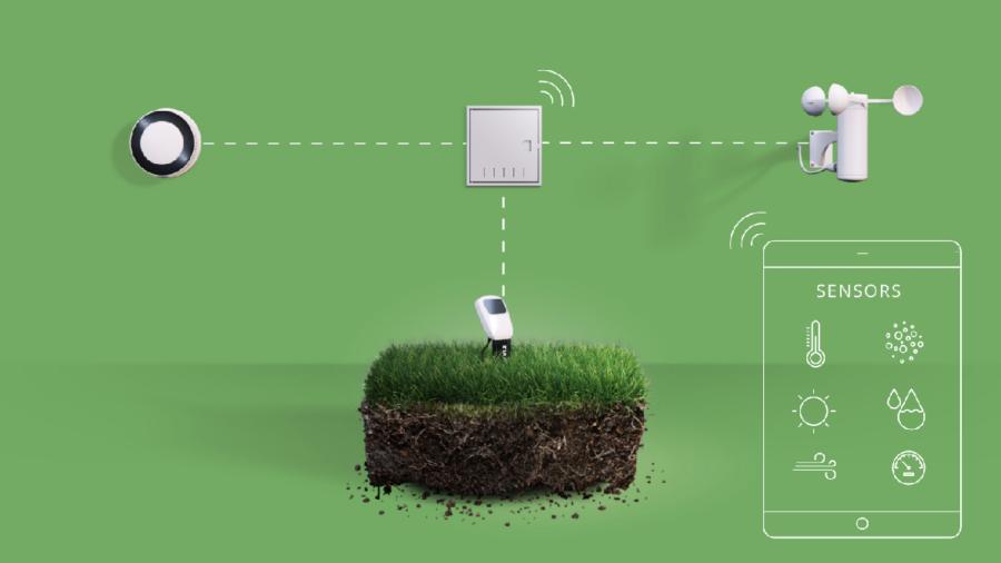 Smart Home München: Smart Implant: Sensoren, die den Garten intelligent machen