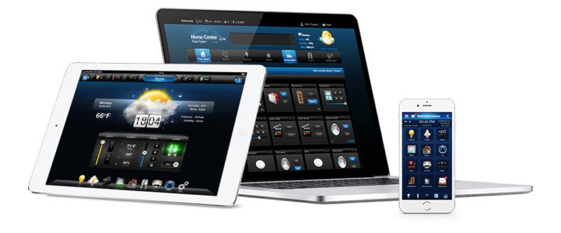 ISmart Home München: Intuitive App - Smart Home Center Lite