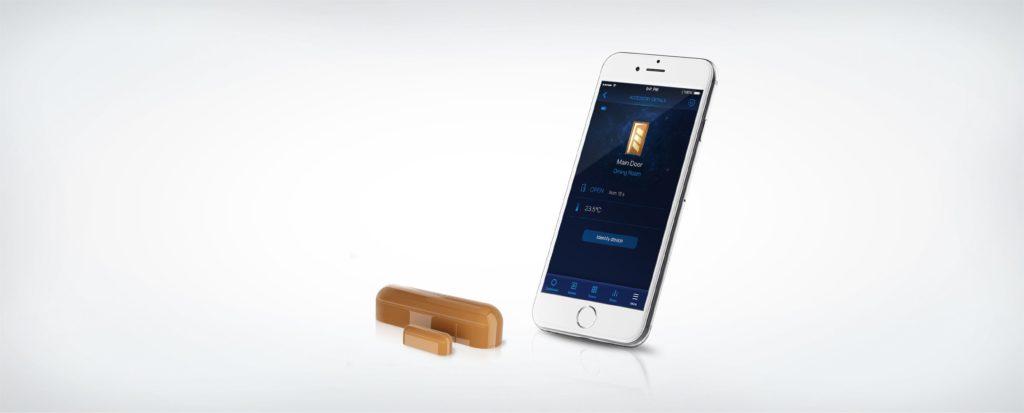 Smart Home München: Door / Windows Sensor Apple HomeKit-geeignet