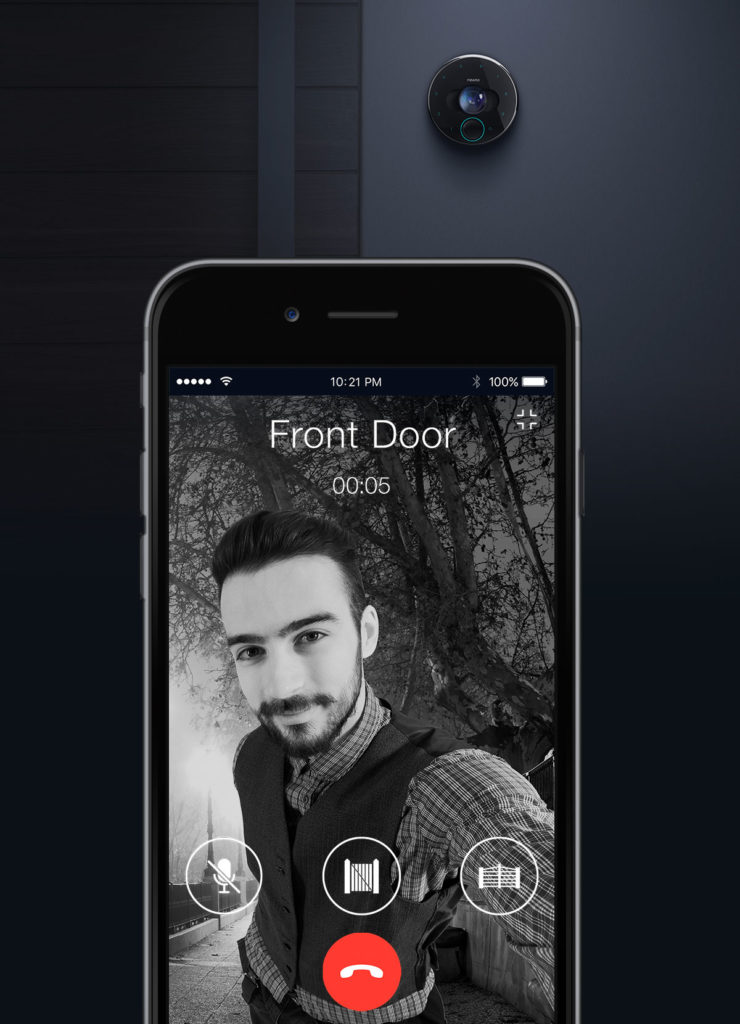 Smart Home München: iPhone Intercom Mobile