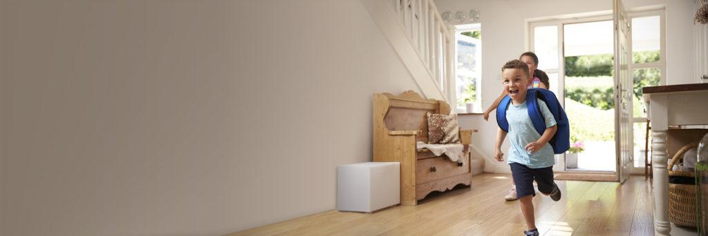 Bleiben Sie immer in Kontakt - Smart Home München