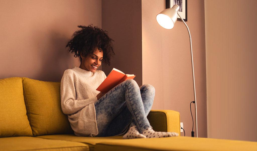 Smart Home München: Licht erzeugt Stimmung - Smart Homer Dimmer mobile