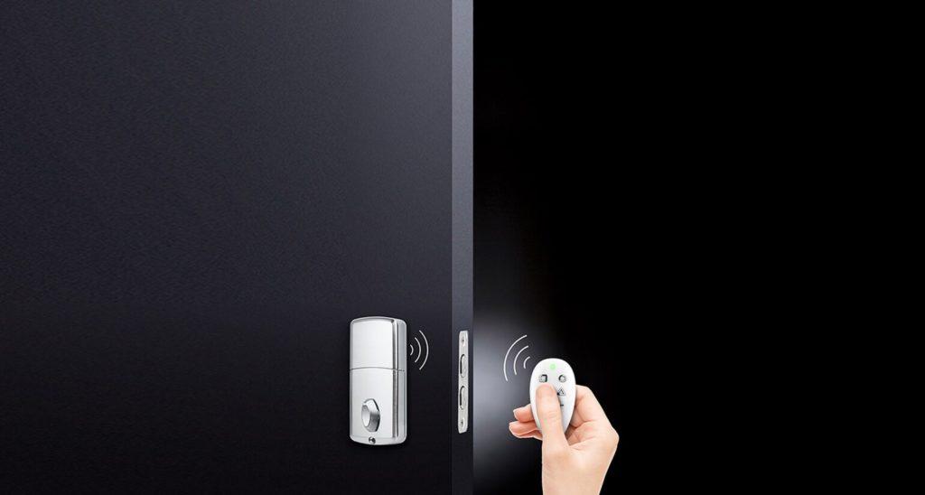 Öffnet die Türen vor Ihren Augen mobile - Smart Home München