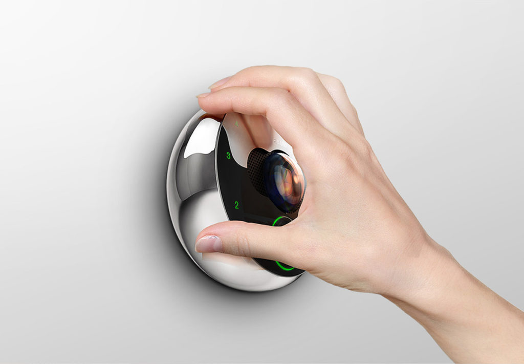 Smart Home München: open_pin_mobile