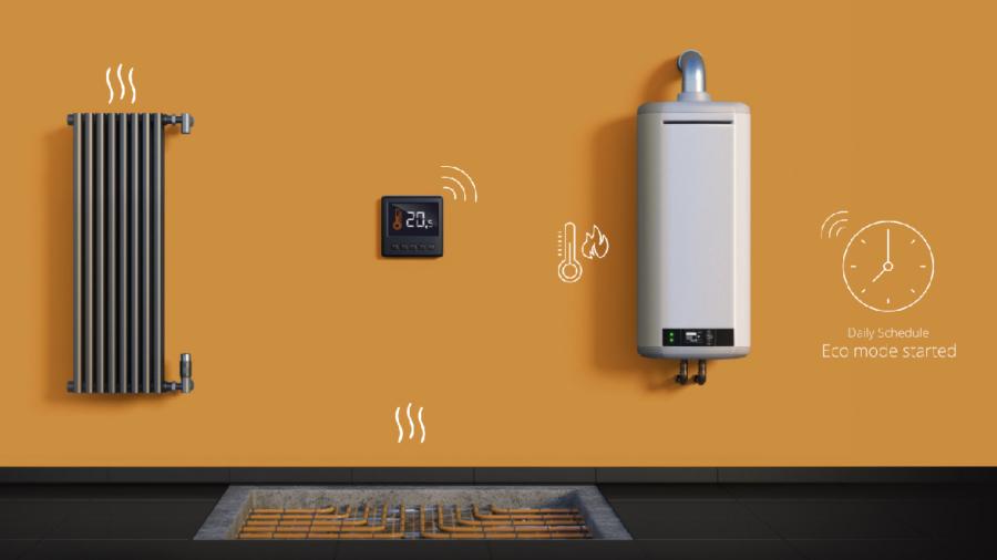 Smart Home München: Smart Implant: Das Heizsystem, das Teil eines Smart Home wird