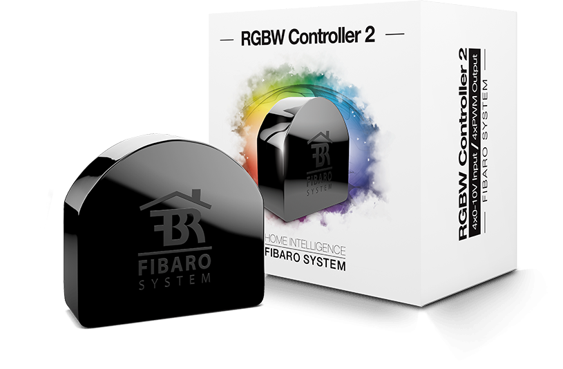 Smart Home München: FIBARO RGBW Controller 2 jetzt kaufen
