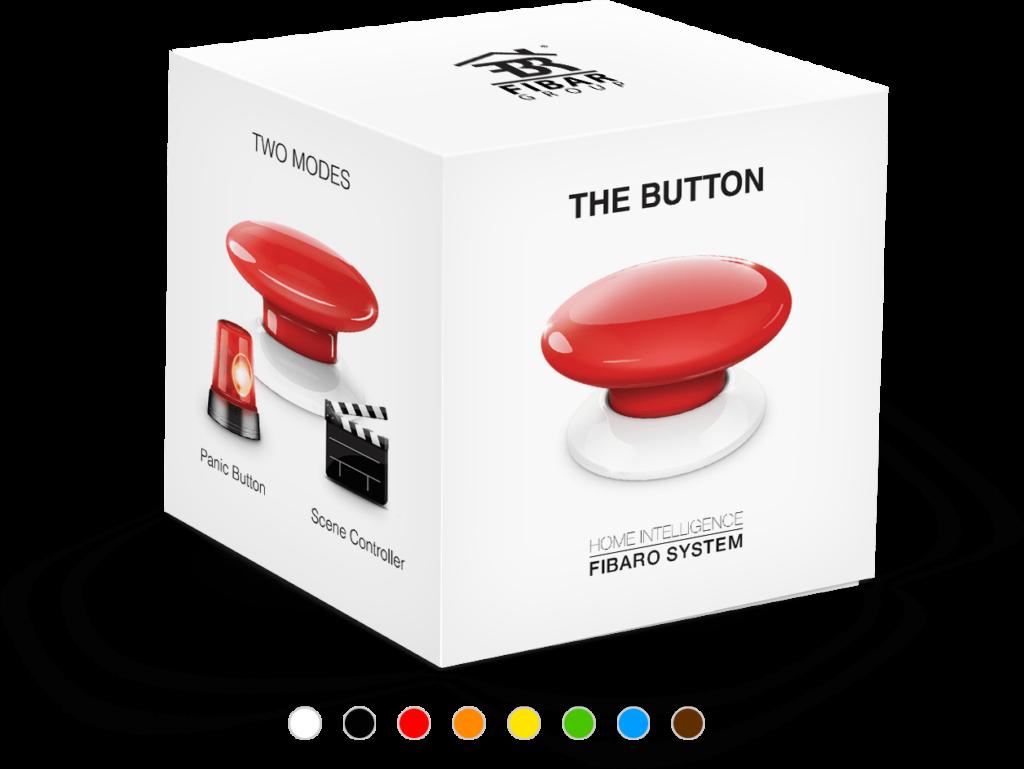 Smart Home München: Button FIBARO SYSTEM zWave