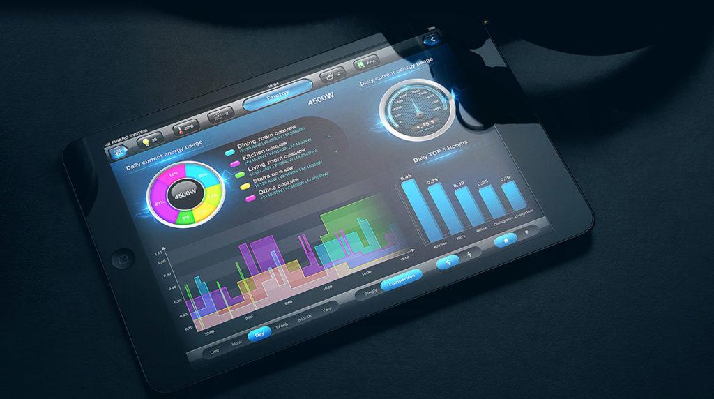 Smart Home München: Mobile. Walli, Produkte: Energieverbrauch kontrollieren