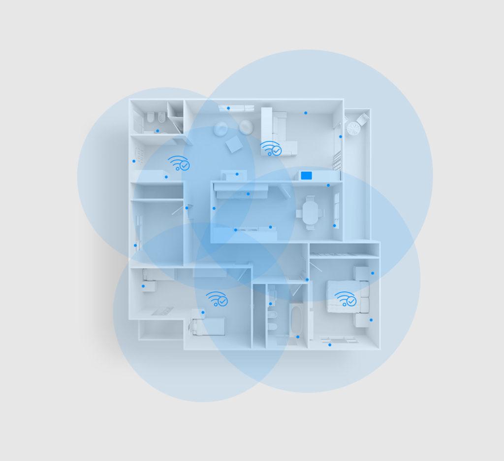 Ein immer stabiles Netzwerk - Smart Home München