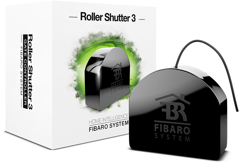 Smart Home München: Roller Shutter 3 kaufen - Fibaro Smart Home