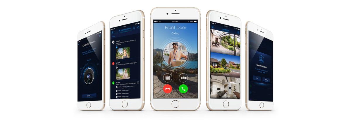 Smart Home München: FIBARO Intercom-App