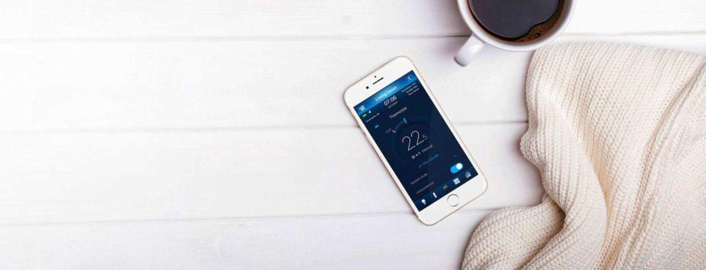 Smart Home München: Der FIBARO Heat Controller ist in zwei Ausführungen erhältlich – für Z-Wave-Systeme und für die Apple HomeKit-Plattform