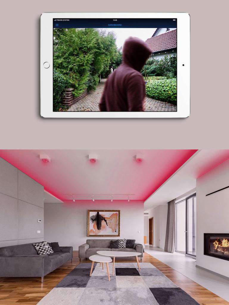 Smart Home München: Ihr sicheres Zuhause Intercom iPad 2 mobile
