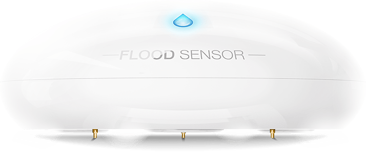 Fibaro Flood Sensor - Smart Home München