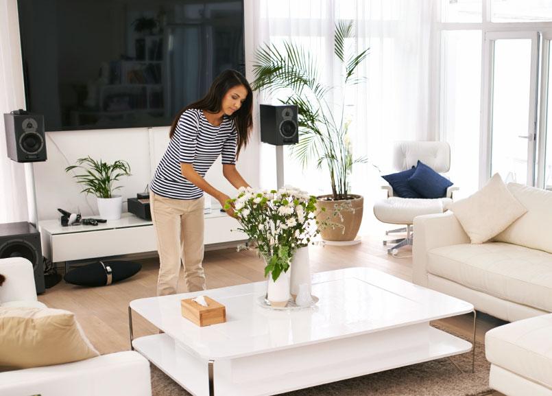 Smart Home München: Saubere Luft in Ihrem Zuhause - Fibaro Smart Home