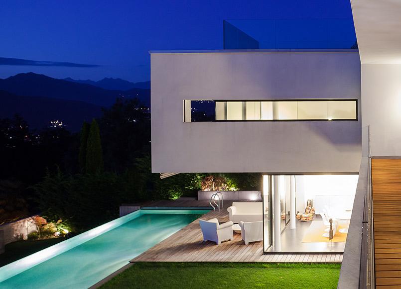 Smart Home München: Haben Sie eine Gute Nacht - Fibaro
