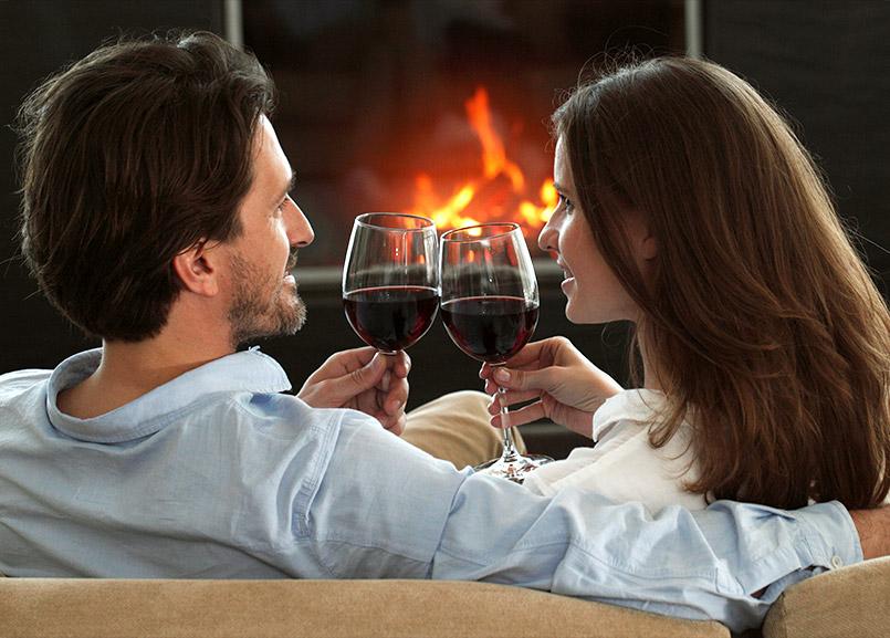 Smart Home München: Romantik auf Anfrage