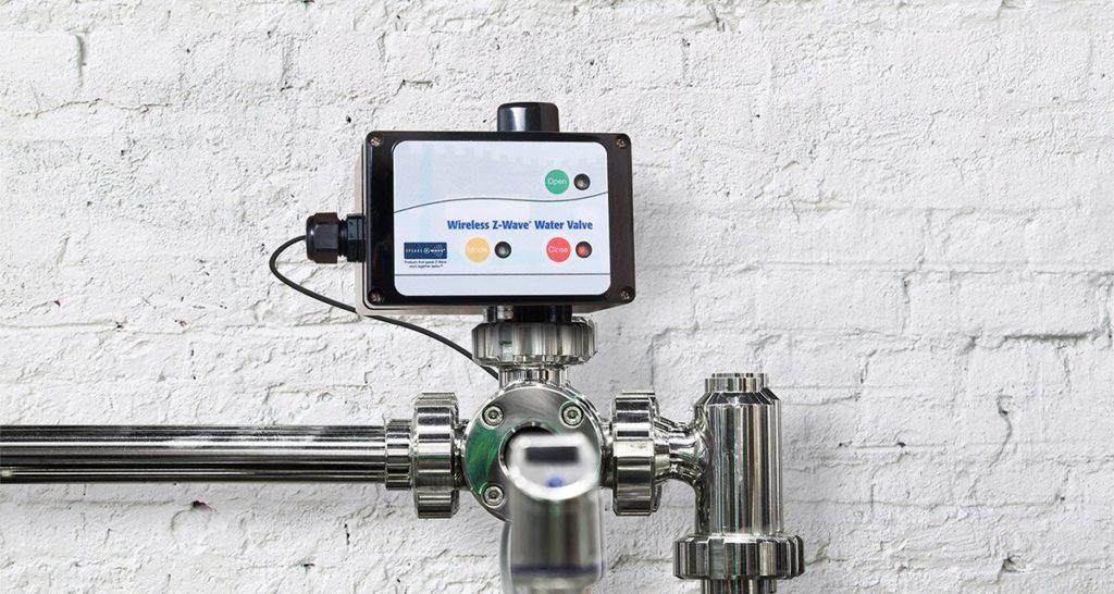 Stoppt die Wasserzufuhr - Smart Home München